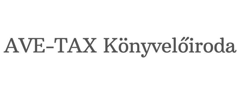 AVE-Tax Könyvelőiroda - Székesfehérvár